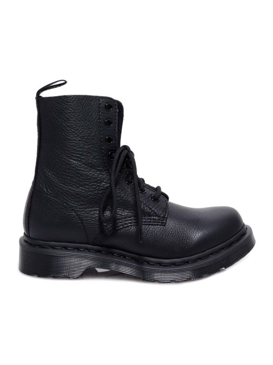 Dr. Martens 1460 Pascal Mono Ankle Boots