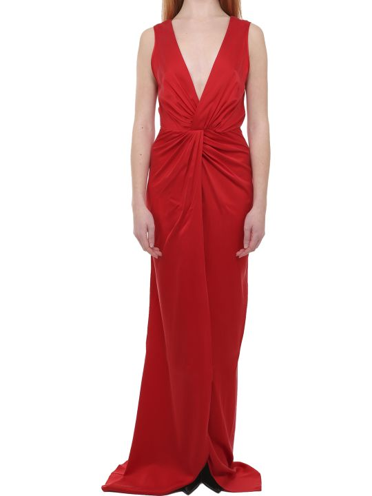 AMIRI Red Dress