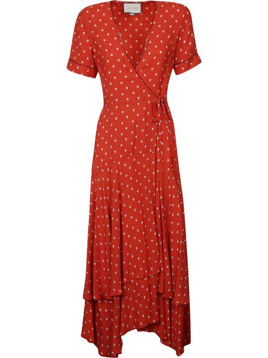 Alexis Polka-dot Dress