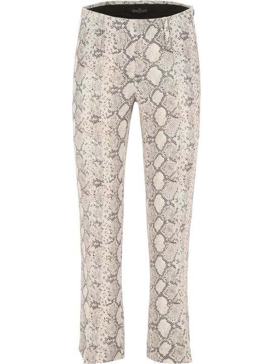 Rokh Snake Print Trousers