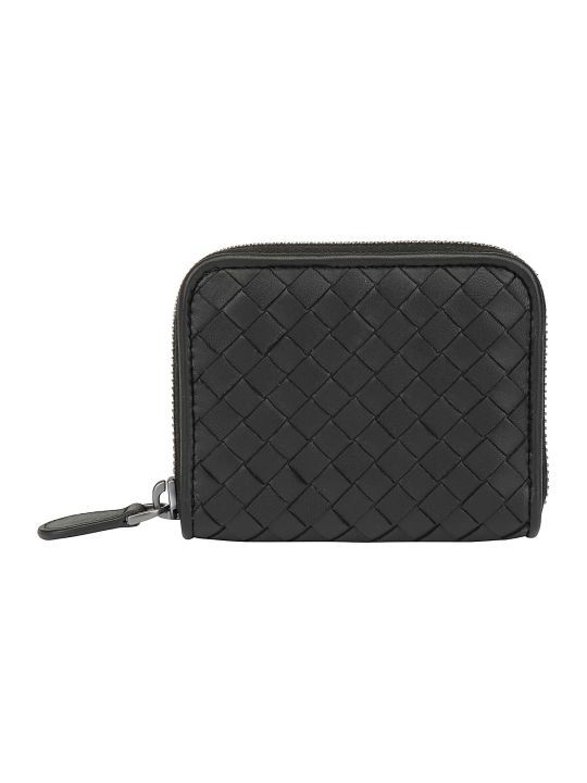 Bottega Veneta Nappa Coin Purse