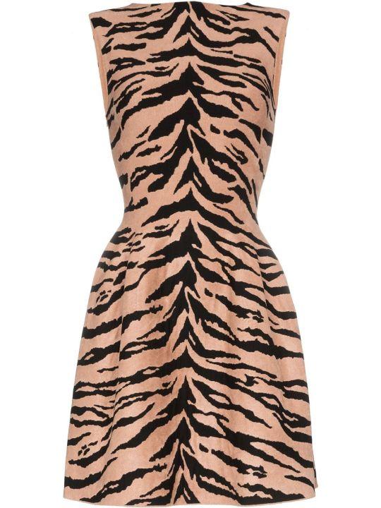 Alaia Dress Zebre
