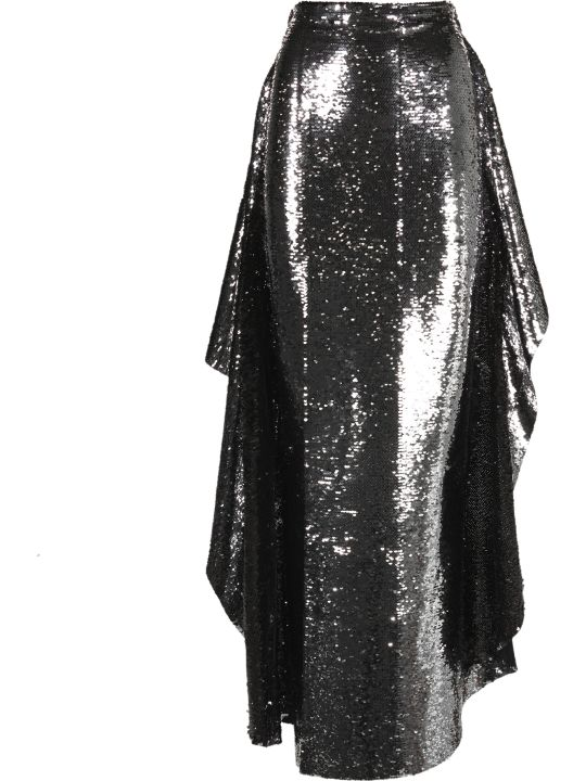 Paula Knorr Sequin Embellished Skirt