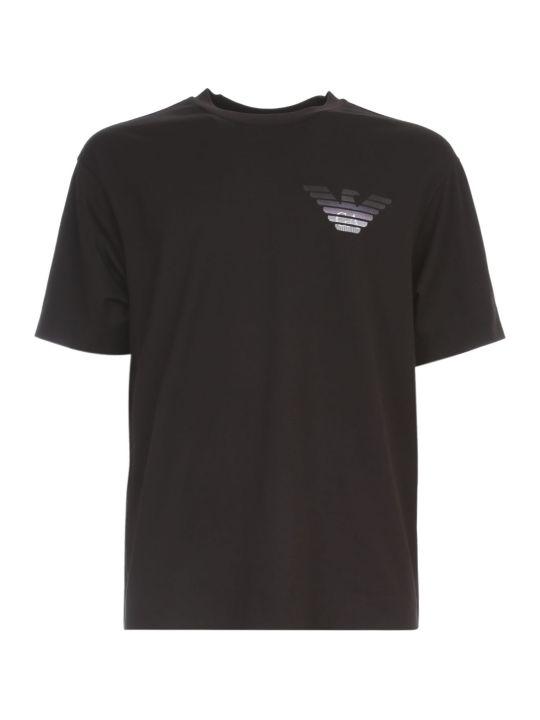 Emporio Armani Small Logo T-shirt