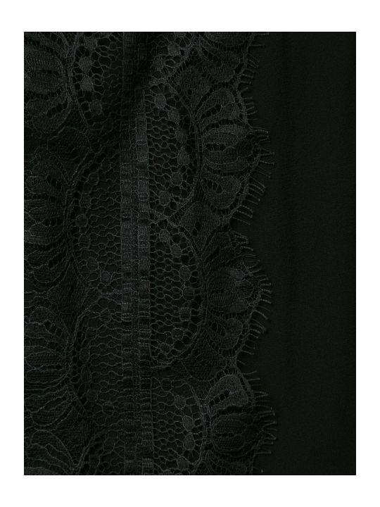 Giambattista Valli Lace Detail Blouse