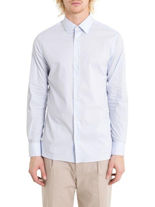Z Zegna Striped Shirt