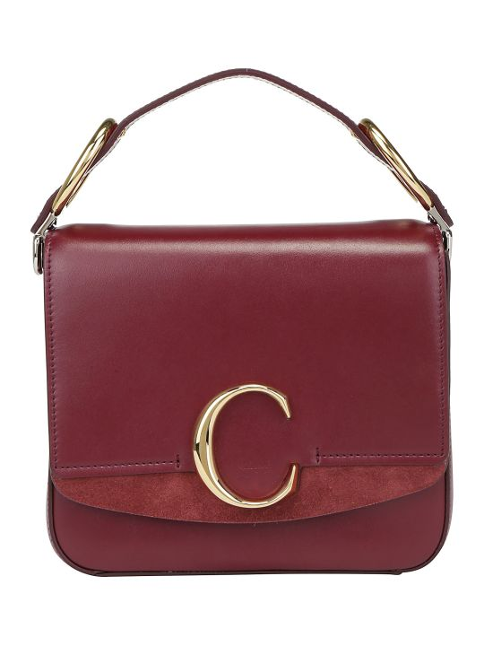 Chloé Small Square Shoulder Bag