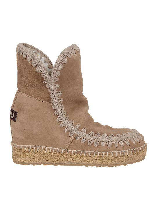 Mou Mou Eskimo Ankle Boots