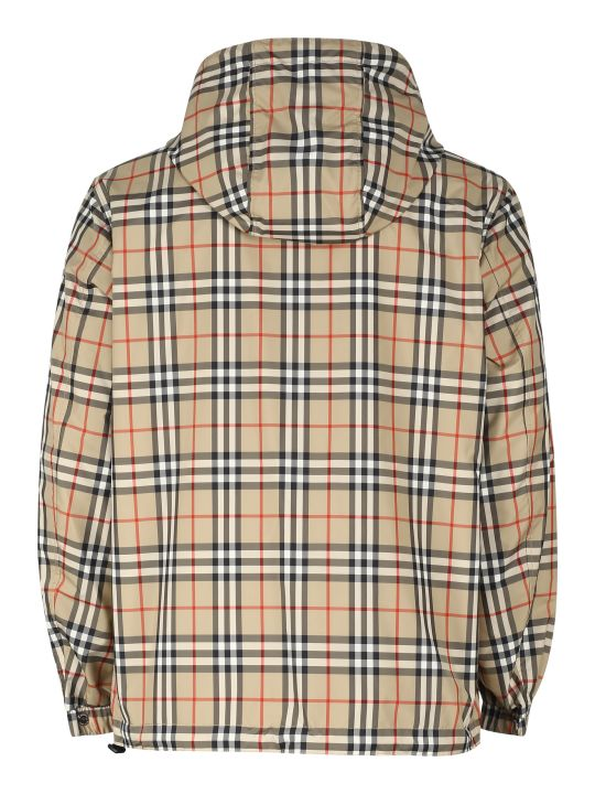 Burberry Reversible Windbreaker-jacket