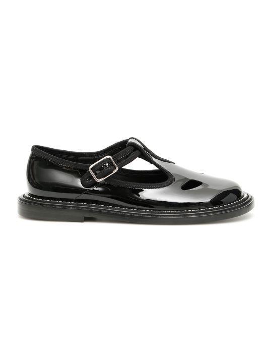 Burberry Alannis T-bar Shoes