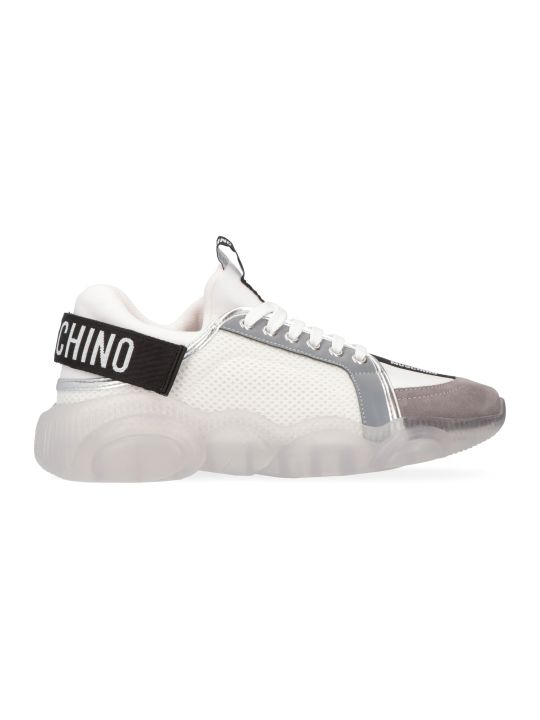 Moschino Teddy Low-top Sneakers