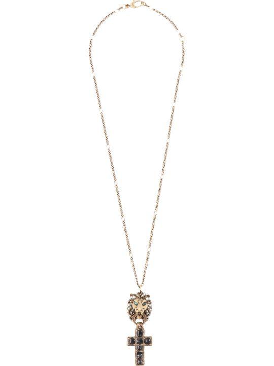 Gucci 'lionhead' Necklace