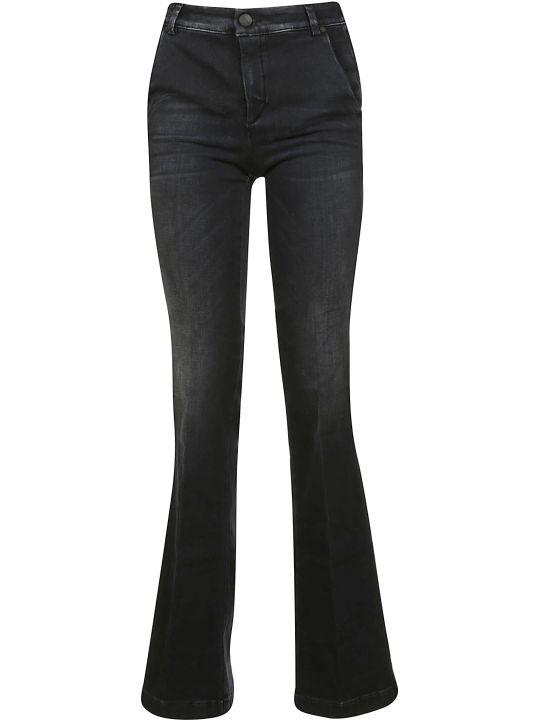 Jacob Cohen Flared Leg Long Jeans