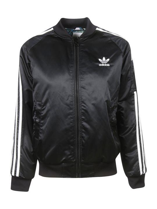 Adidas Embroidered Logo Jacket