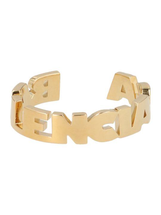Balenciaga 'typo' Bracelet