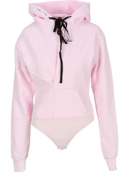 Ben Taverniti Unravel Project Unravel Hooded Bodysuit