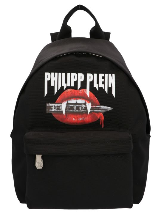 Philipp Plein 'logo Vampire' Bag