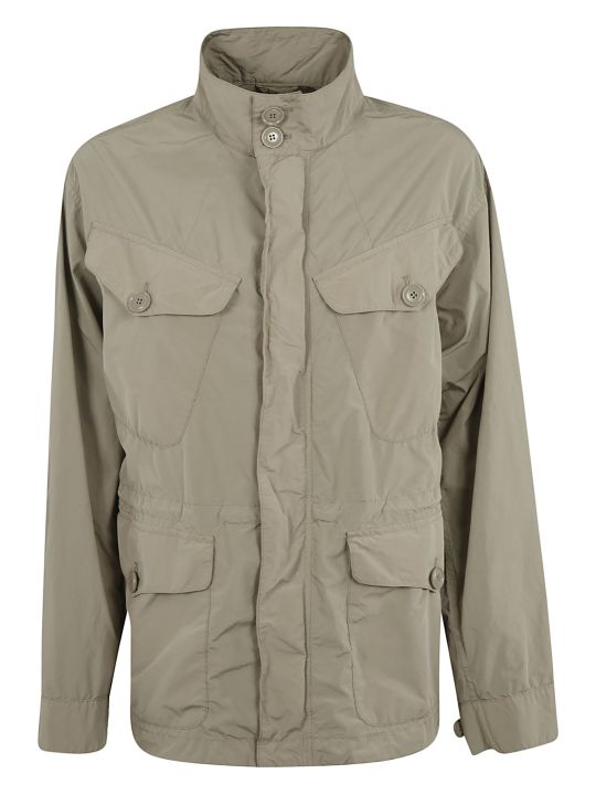 Aspesi Multiple Pocket Concealed Jacket
