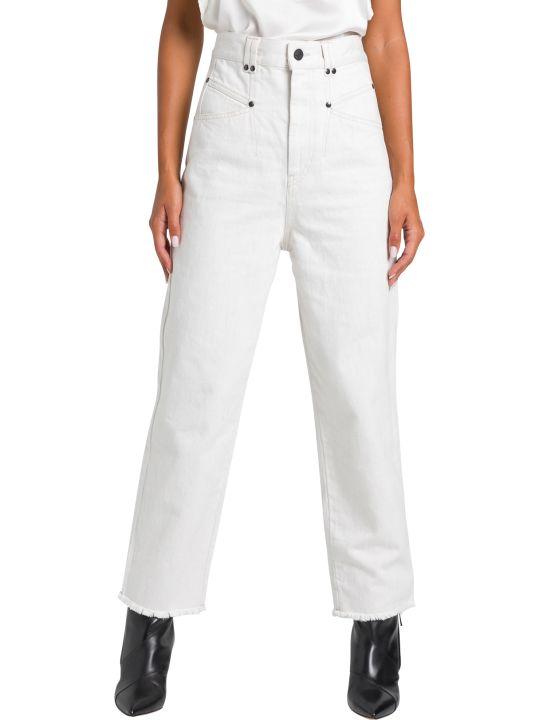 Isabel Marant Daliska High-rise Jeans