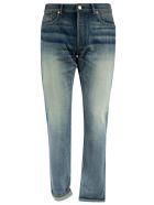 Christian Dior Selvedge Jeans - Blue