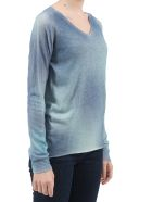 WLNS - Sweater - Turquoise