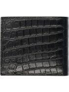 Saint Laurent Leather Wallet - Nero