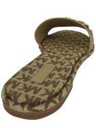 Michael Kors Rina Slide Sandal - CAMEL