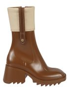 Chloé Betty Boots - Marrone