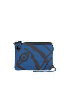 Kenzo K-tiger Crossbody Bag - Blue