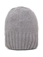 Tessa Grey Cashmere Hat - Grey