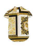 Versace Patterned Shirt - Oro