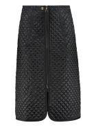 Moncler Genius Quilted Nylon Skirt - black