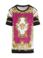 Versace 'renaissance' T-shirt - Multicolor