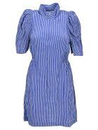 Baum und Pferdgarten Avany Dress - BLUE STRIPES