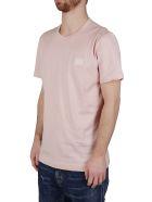 Dolce & Gabbana Pink Cotton T-shirt - Rosa