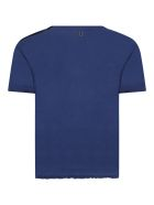 Dondup Blue T-shirt For Boy With Iconic D - Blue