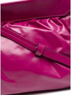 Isabel Marant Étoile Luzes Crossbody Bag In Pink Leather - Pink