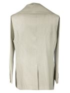 Christian Dior Two-button Blazer - Light Grey
