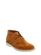 Brunello Cucinelli Lace-up Shoe - Brown
