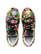 Versace Medusa Young Sneakers - Multicolor
