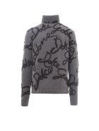 Dolce & Gabbana Sweater - Grey