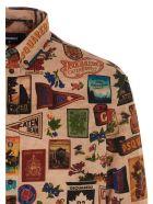 Dsquared2 'canada Drop' Shirt - Miulticolor