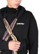 AMBUSH Cropped Sweatshirt - Nero