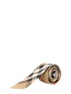 Burberry Tie - NEUTRALS