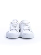 Paul Smith Leather Sneaker - Bianco