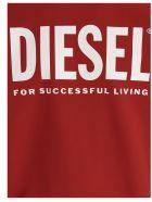 Diesel 's-girk' Sweatshirt - Red