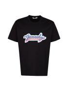 Givenchy Printed Cotton T-shirt - Nero