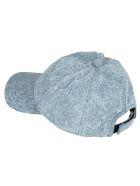 Isabel Marant Tyron Baseball Cap - Light Blue