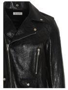 Saint Laurent 'classic Motorcycle' Jacket - Black