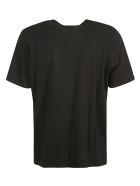 Saint Laurent Photo Print T-shirt - Black/Multicolor